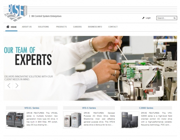 ANNOUNCING THE NEW BIT CONTROL SYSTEM ENTERPRISES WEBSITE